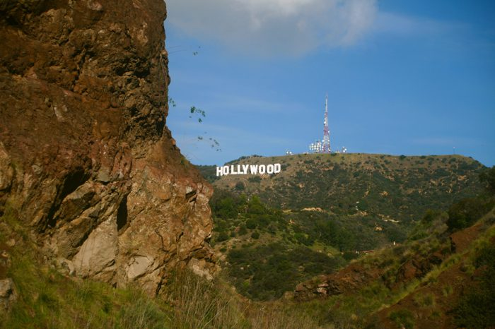 Man Cave Hollywood : Hollywood sign the batcave hiking la s famous spots