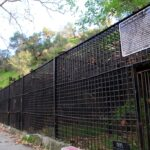 Old LA Zoo Cages 150x150