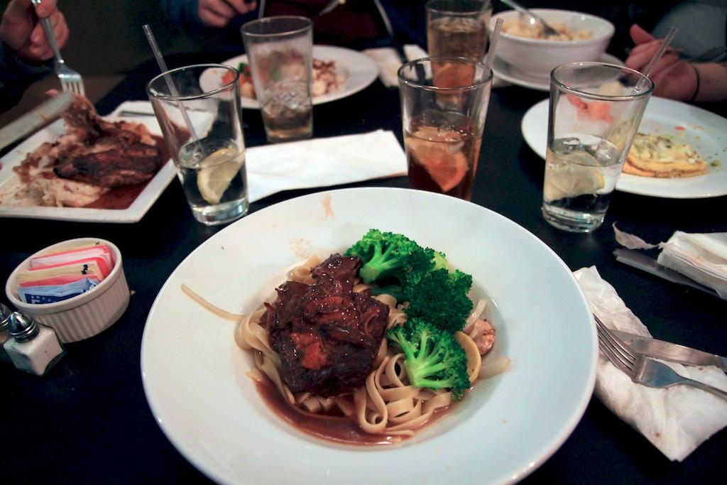 At Last Cafe: Long Beach's Hidden Diner