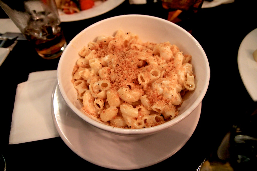 mac and cheese at last cafe