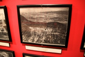 Cool Hollywoodland sign