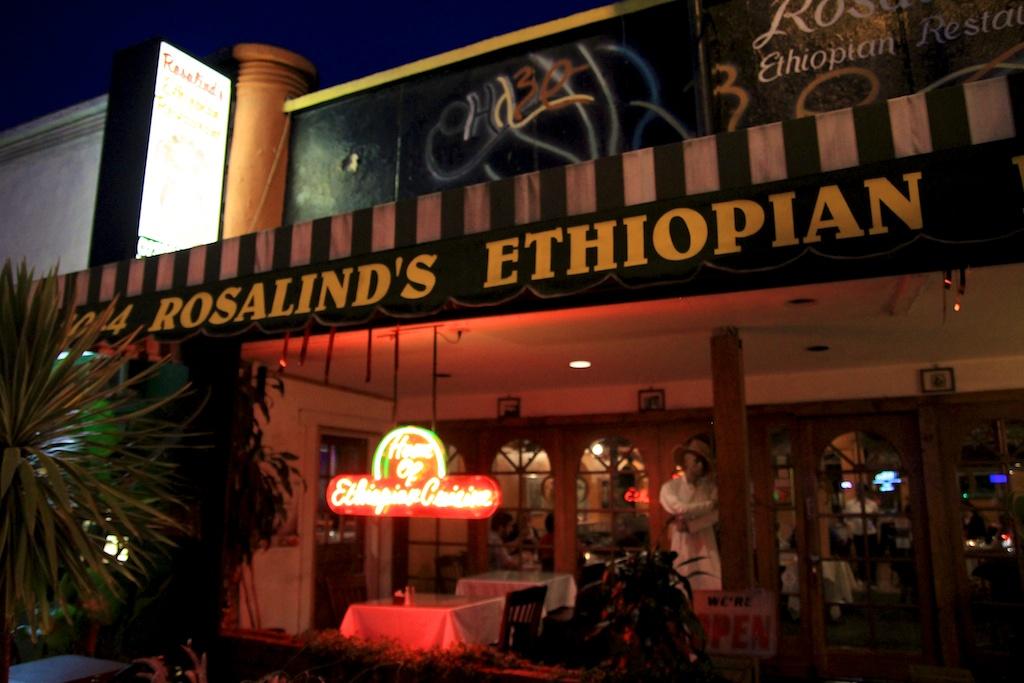 Ethiopian Restaurant La