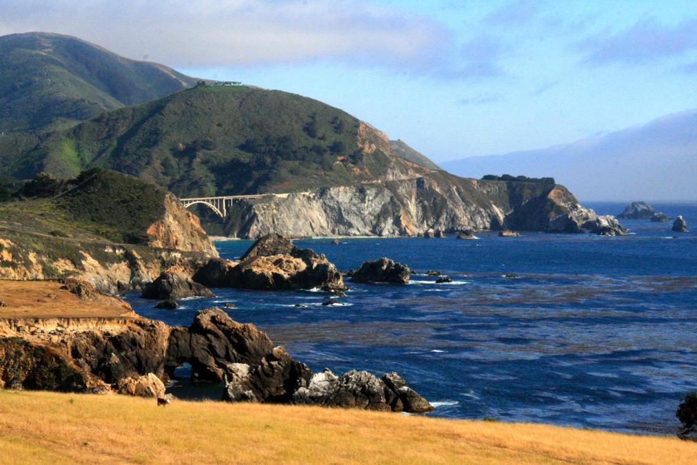 what to do in big sur watefalls hiking beaches parks