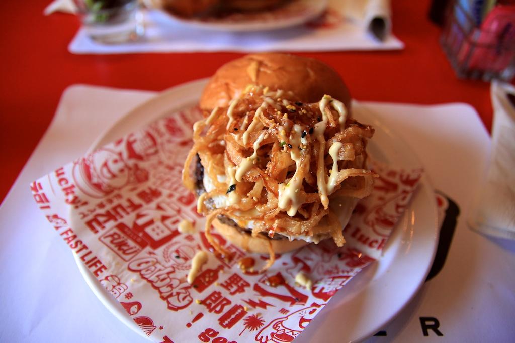 Fuku Burger: Japanese Inspired LA Burger