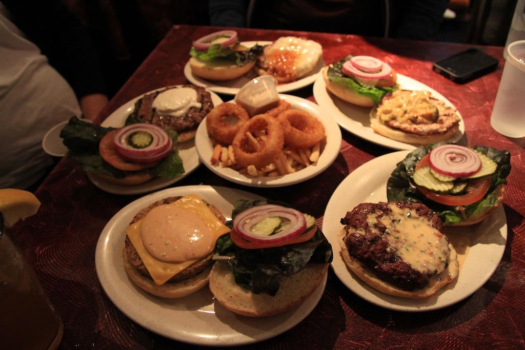 Crazee Burger: Kangaroo, Gator & Buffalo Burgers in San Diego