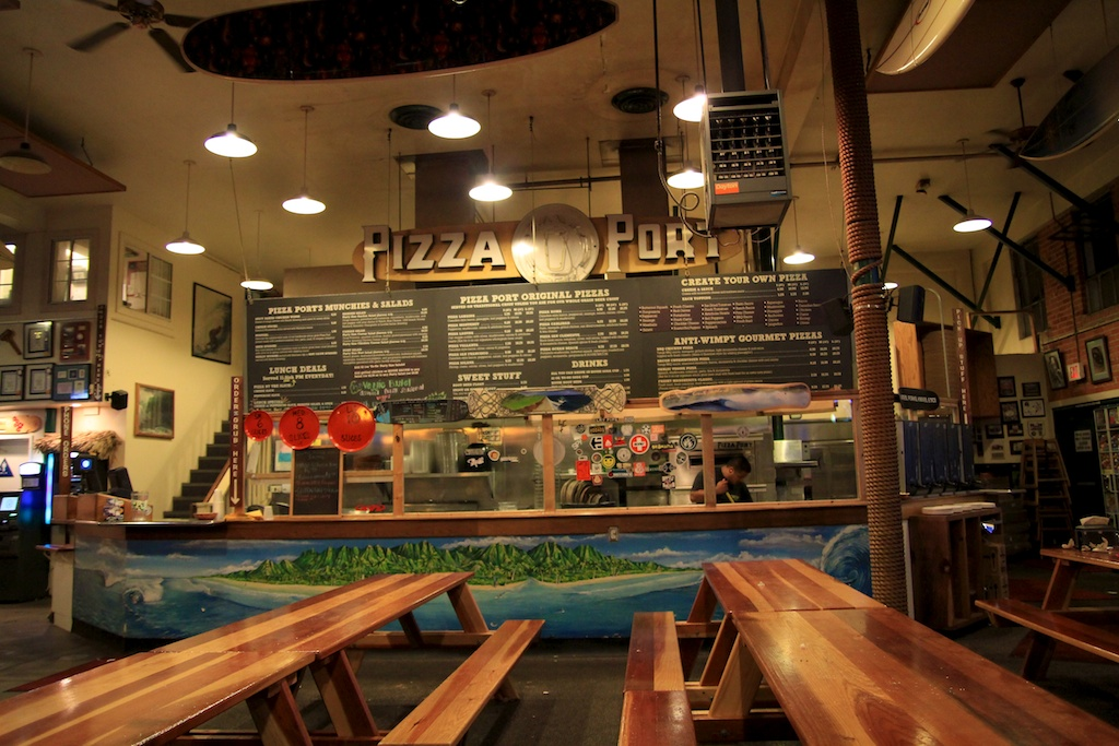 Pizza Port in Carlsbad: Unique Pizza with a Beach Vibe
