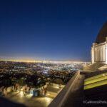 Griffith Observatory: Stargazing, Tesla Coil & LA Skyline