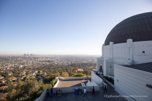 Griffith Observatory Stargazing Tesla Coil La Skyline