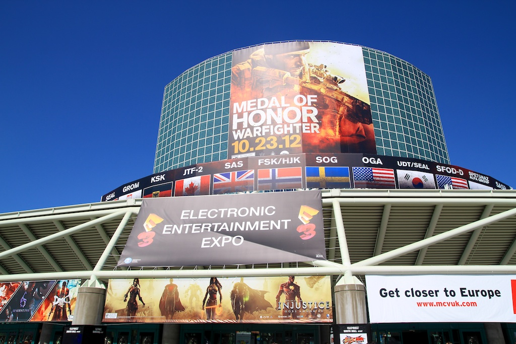 E3 (Electronic Entertainment Expo) 2012 in Los Angeles