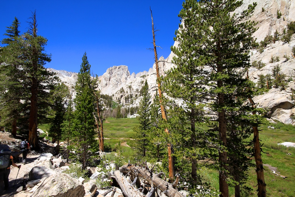 Hiking Mt Whitney 6