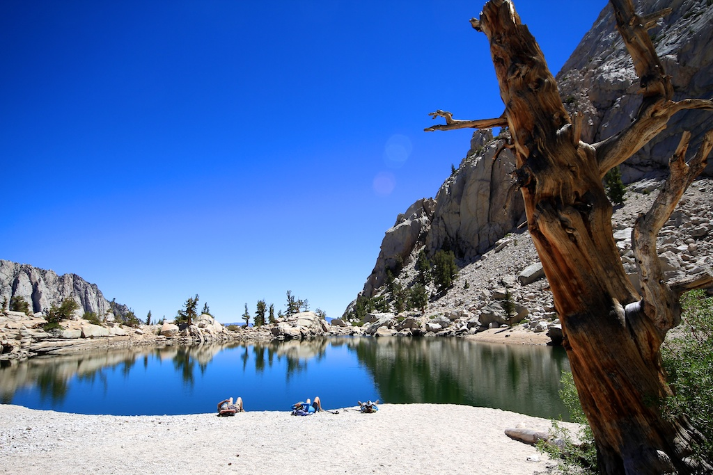 Hiking the mt whitney trail a photo guide california for Lake whitney fishing guide
