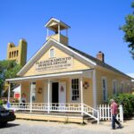 Old Sacramento School House 150x150
