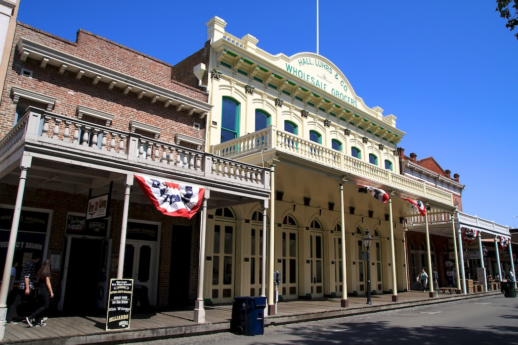 Old Town Sacramento What Shops Restaurants Museums to Visit