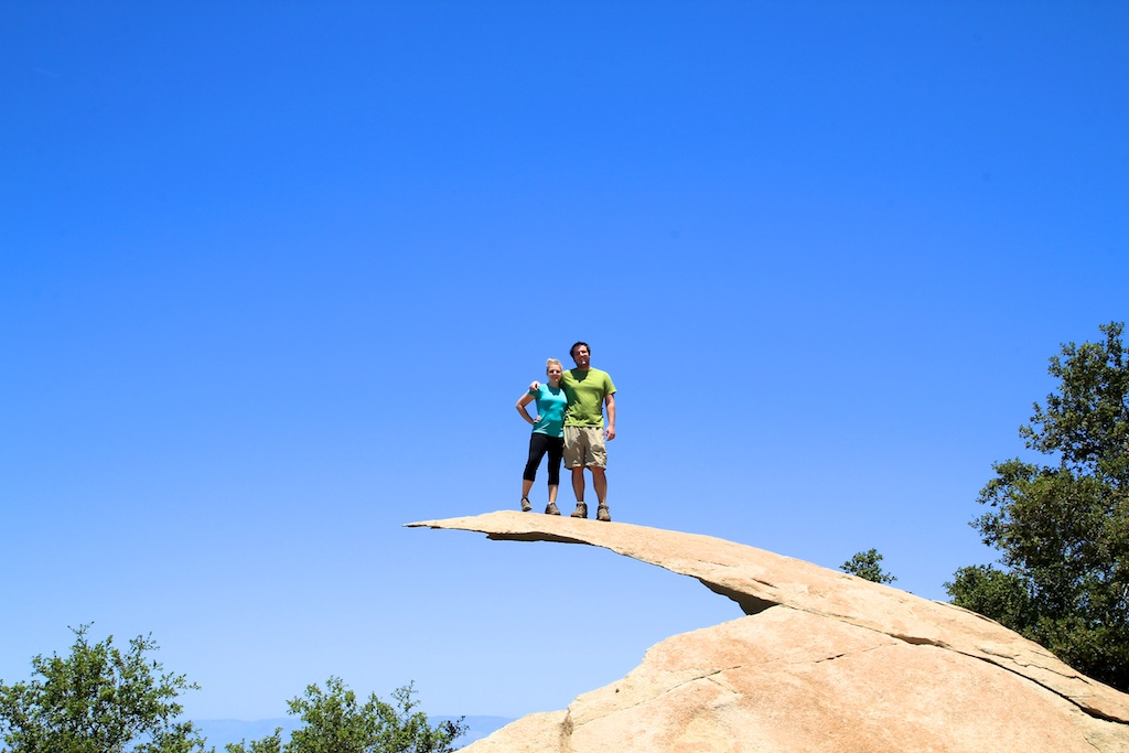 On Potato Chip Rock