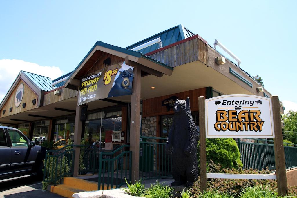 Black Bear Diner: Breakfast at the Base of Shasta ... - photo#20