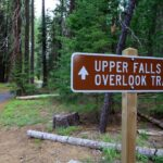 Upper McCloud Falls Trail
