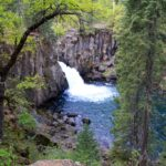 Upper McCloud Waterfall