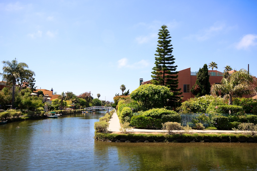 Venice Canals: Walk Europe in Southern California