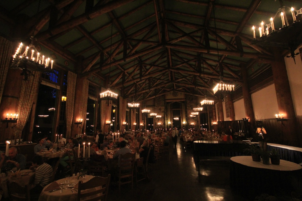 Ahwahnee Dining Room Ahwahnee Hotel Fine Dining In Yosemite National Park  California