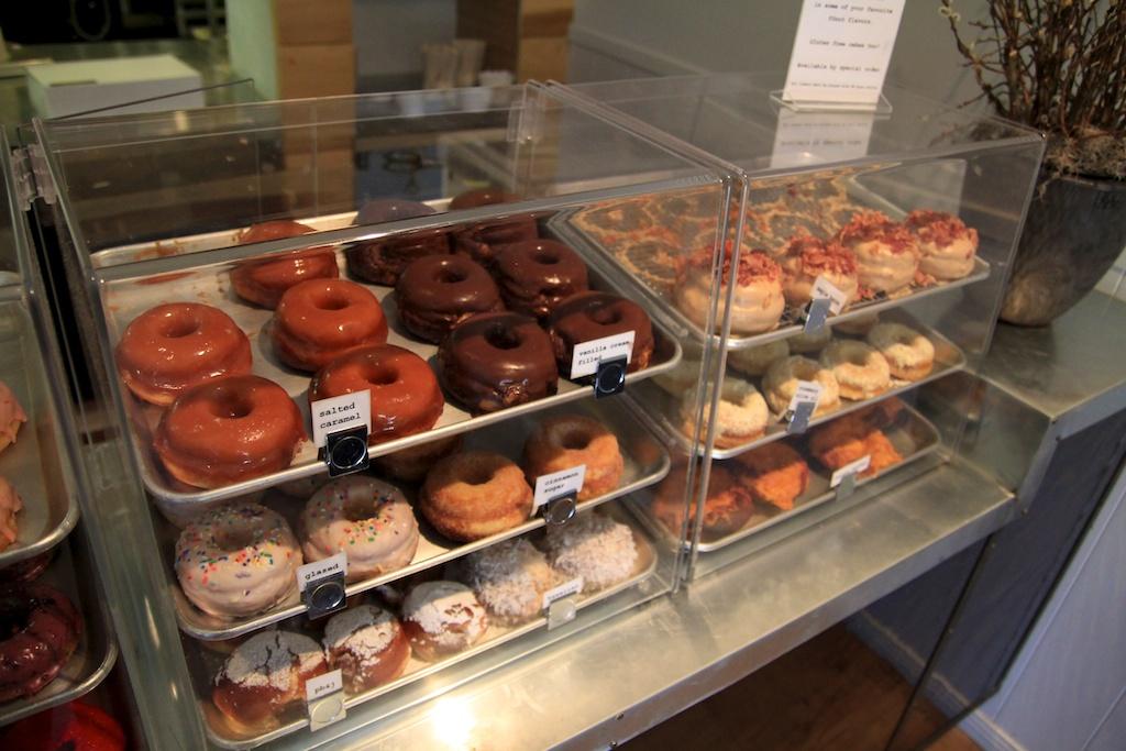 Doughnut shop business plan