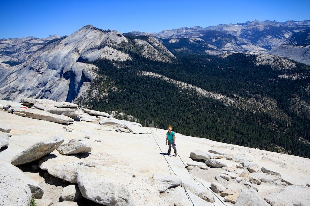 Half Dome Hike 47