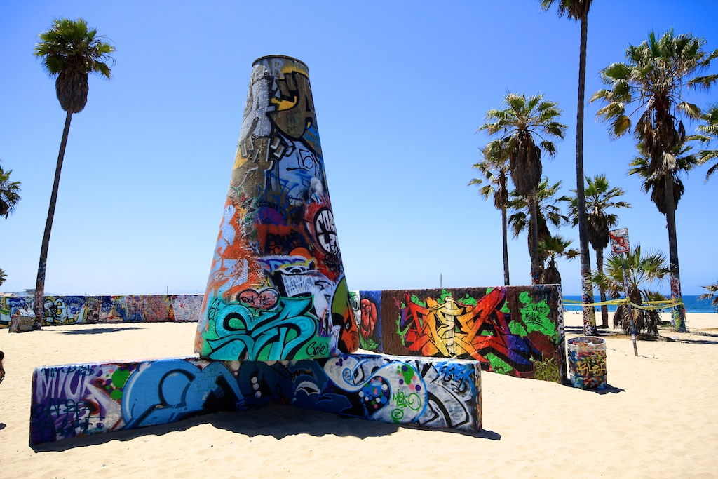 Dana Point To Malibu Pacific Coast Highway Roadtrip Guide - Venice beach boardwalk map