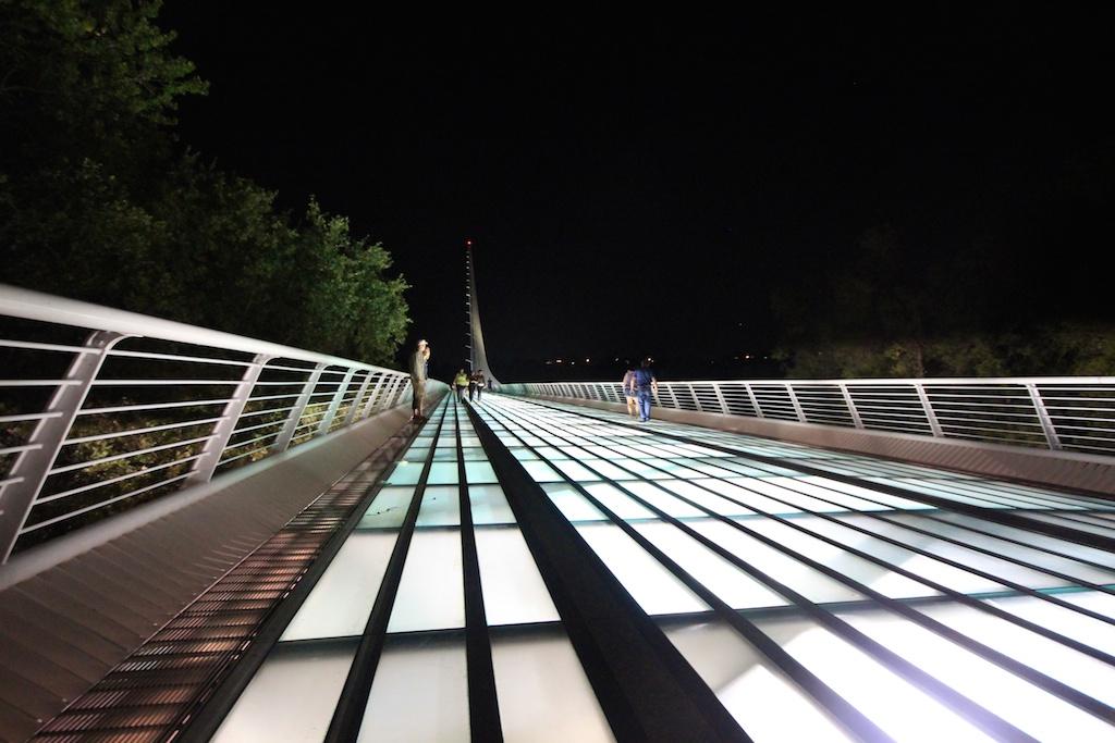 sundial bridge in redding california through my lens