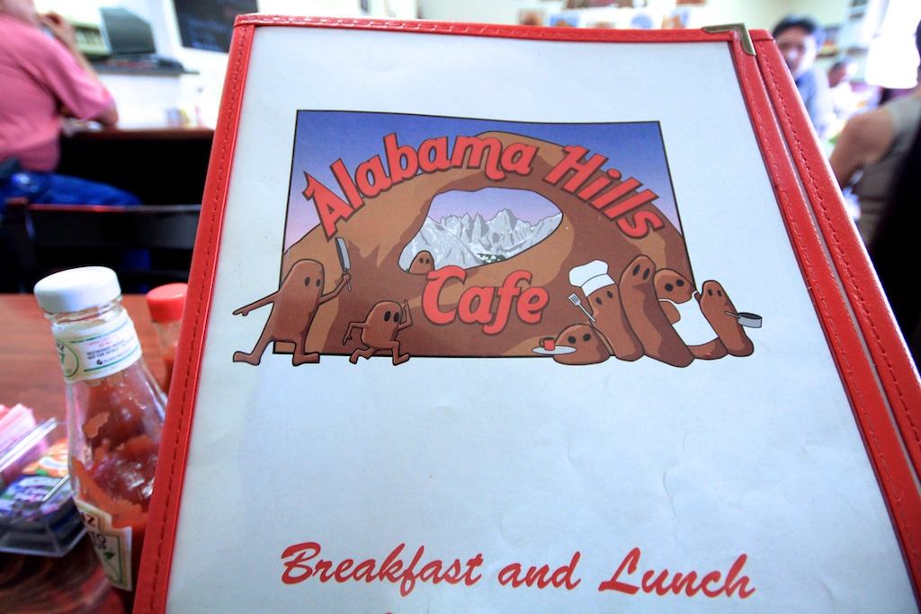 Alabama Hills Cafe: Best Food in Lone Pine