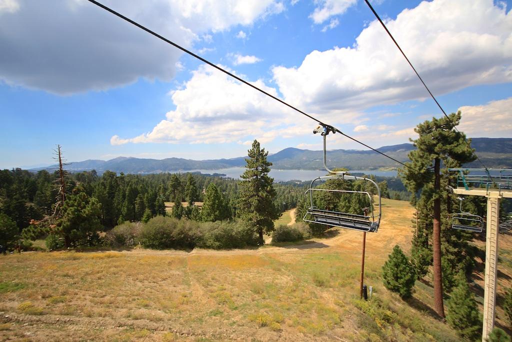Mountain Biking at Big Bear Mountain Resorts