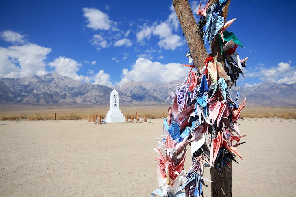 Manzanar Internment Camp & Relocation Center