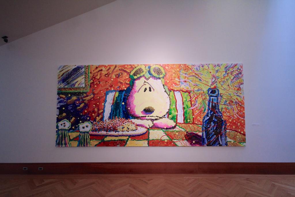 Charles M Shultz Peanuts Museum In Santa Rosa