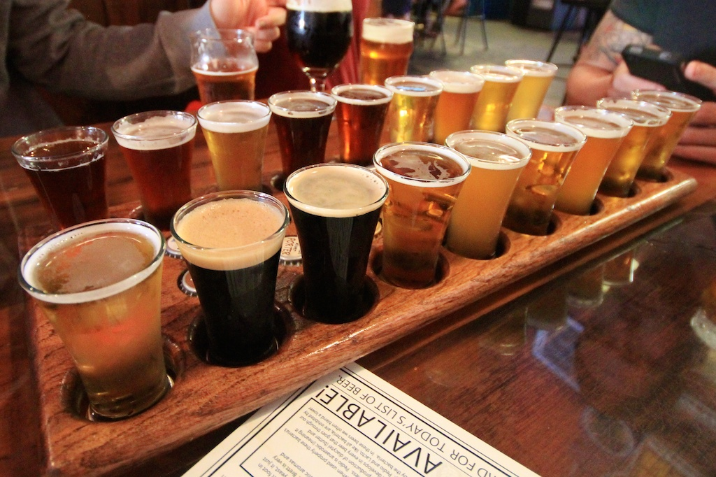Russian River Brewery in Santa Rosa: Home of Pliney the Elder