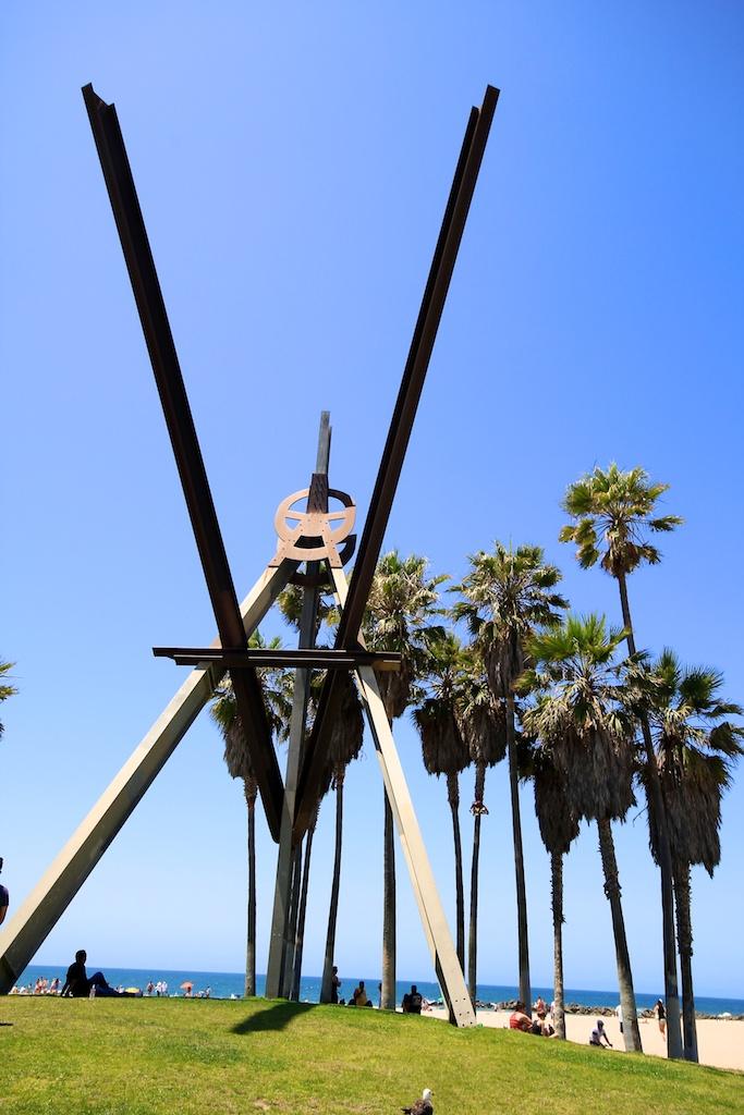 Venice Beach Boardwalk: Shops, Food, Art & Street