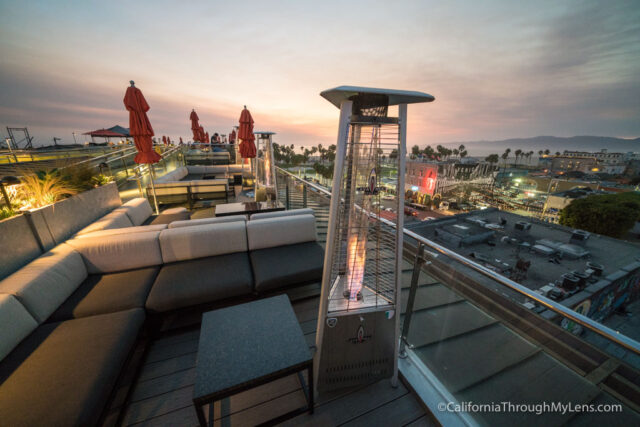 Another Por Adventure In The Venice Beach Area Is To Head Up One Of Rooftop Bars And Get A Drink Watch Sunset With