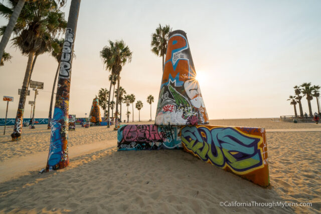 There Is Also A More Mive Structure Right In The Center Of Venice Beach That Has Got To Be Like 100 Feet Tall Fun Photograph