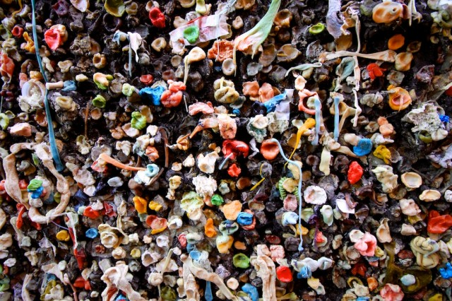 Bubblegum Alley Up Close