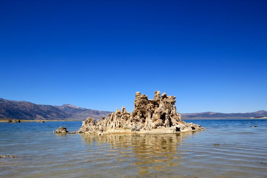 Mono Lake: Tufas, Alkali Flies and Shorebirds
