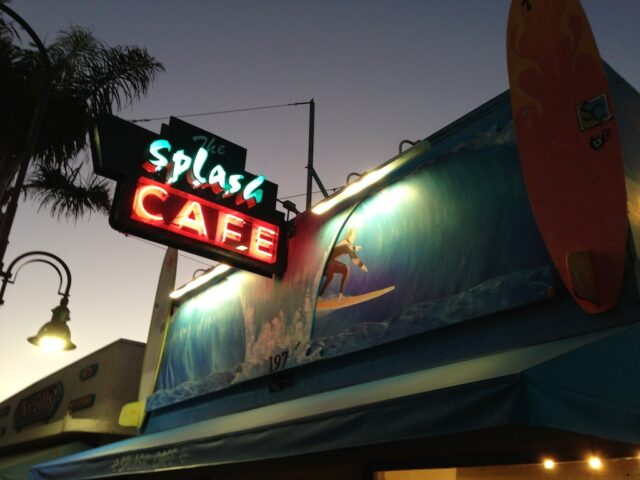 Splash Cafe Pismo Beach