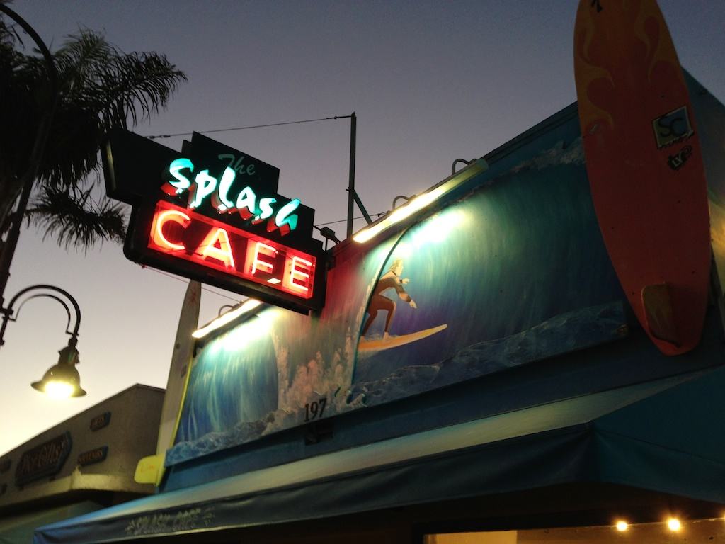 Splash Cafe in Pismo Beach: California's Best Clam Chowder