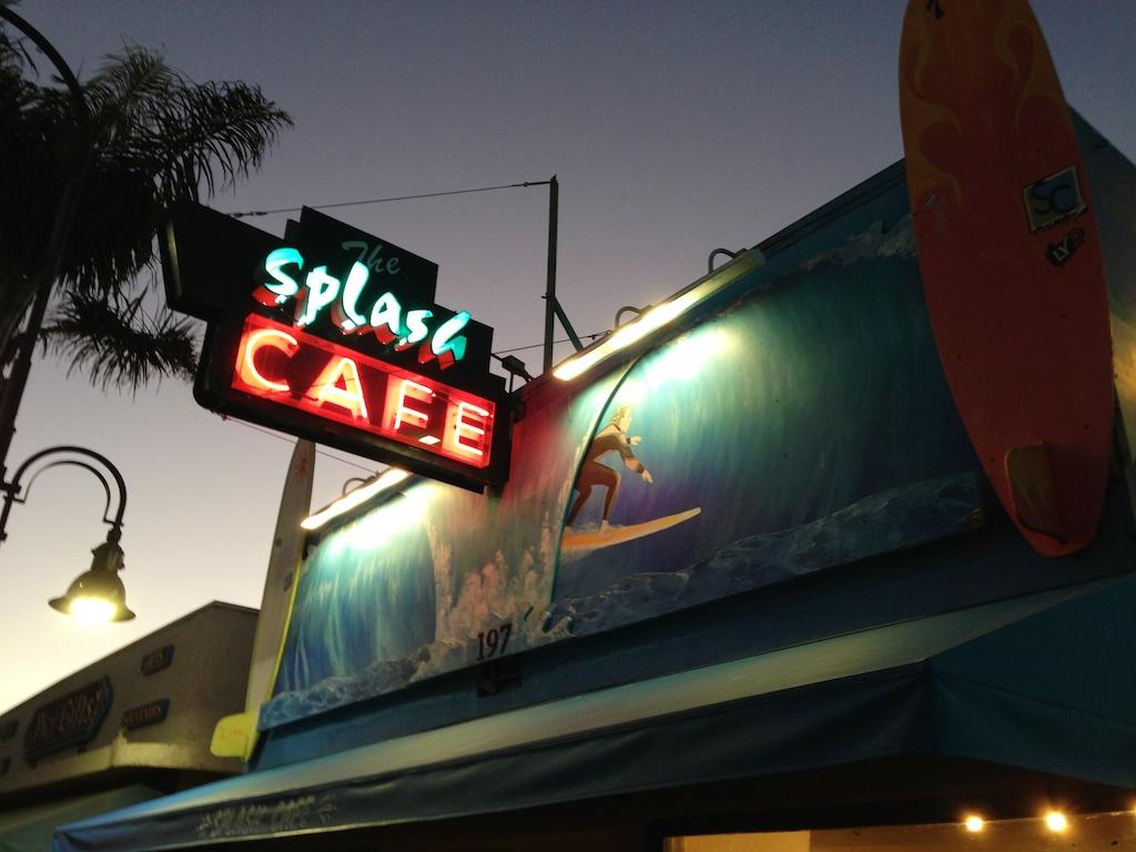 Splash Cafe in Pismo Beach: California's Best Clam Chowder