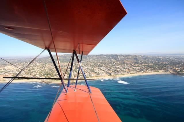 Biplane San Diego 10