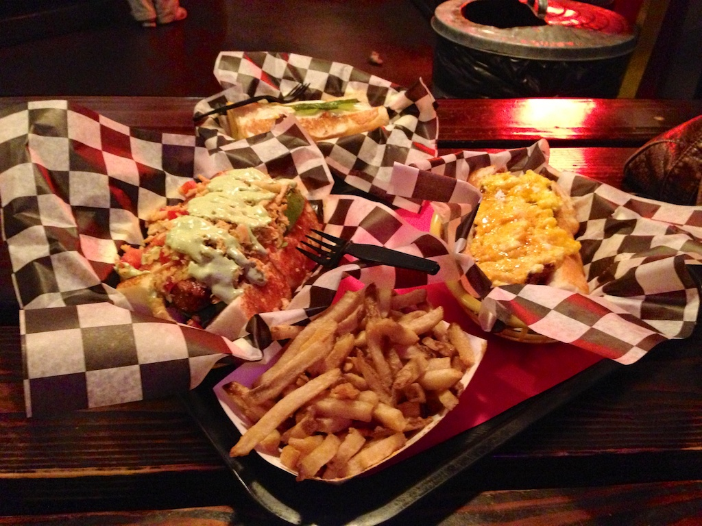 Dog Haus: Pasadena's Eclectic Hot Dogs