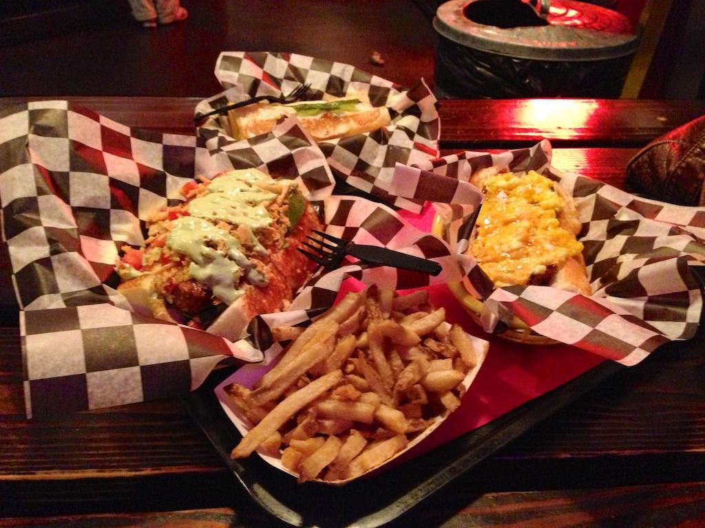 Dog Haus: Pasadena's Eclectic Hot Dogs