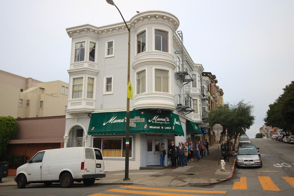 Mama S Best Breakfast In San Francisco California