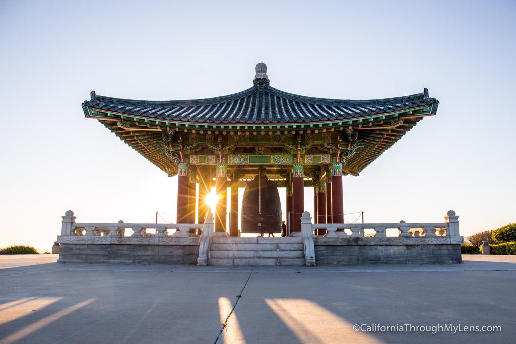 Korean Bell Of Friendship California Through My Lens