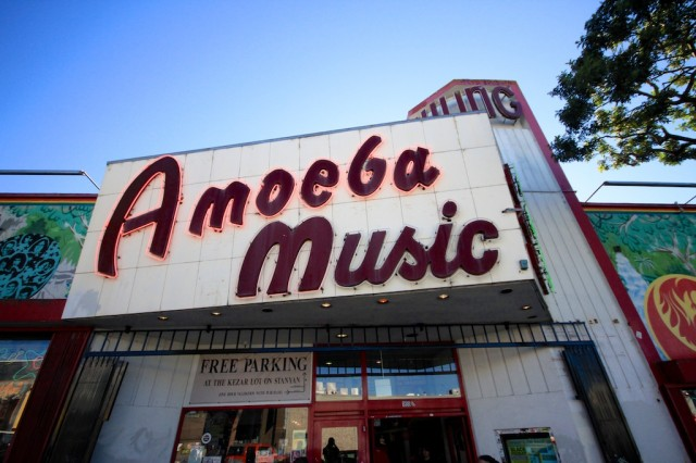 Amoeba San Francisco 10