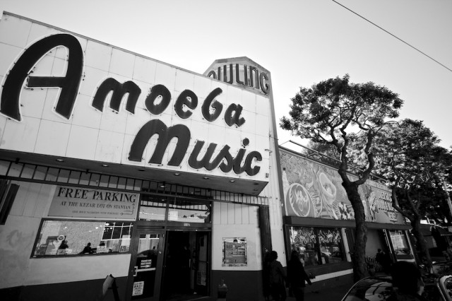 Amoeba San Francisco 11