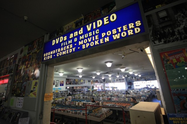 Amoeba San Francisco 4