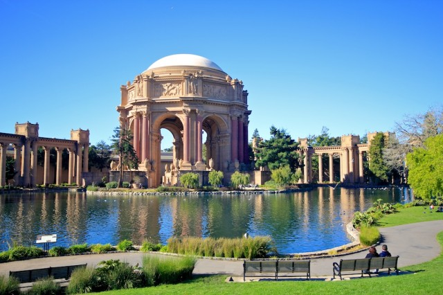 Palace of Fine Arts 11