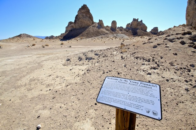 Trona Pinnacles 2